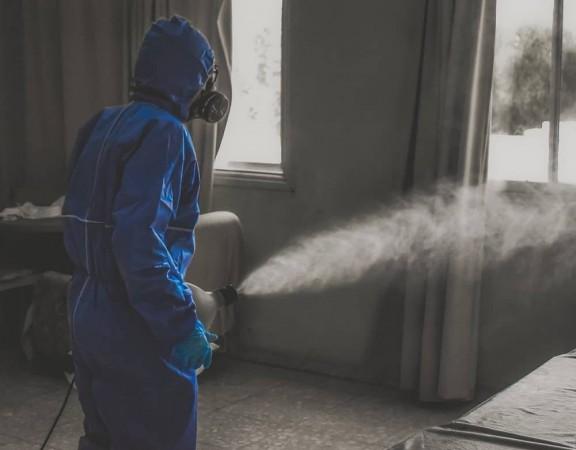 Desinfección por pulverización con empresas de control de plagas en Madrid